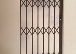 900 ALUGUARD SECURITY GATE
